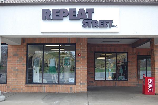 Repeat Street Gurnee IL storefront